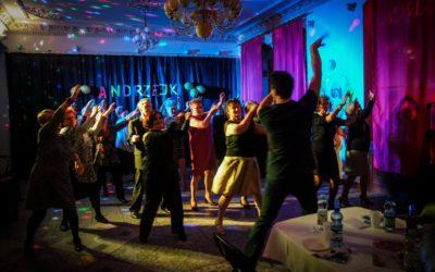 Karnawałowy wieczorek taneczny