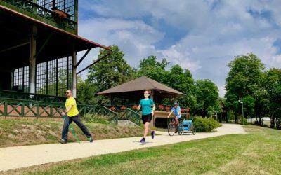 Trenuj na wyścigach – oficjalne otwarcie ścieżki rekreacyjnej