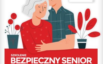 Klub Seniora edukacyjnie – Bezpieczny senior