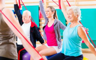 Gimnastyka Seniora – wznawiamy zajęcia